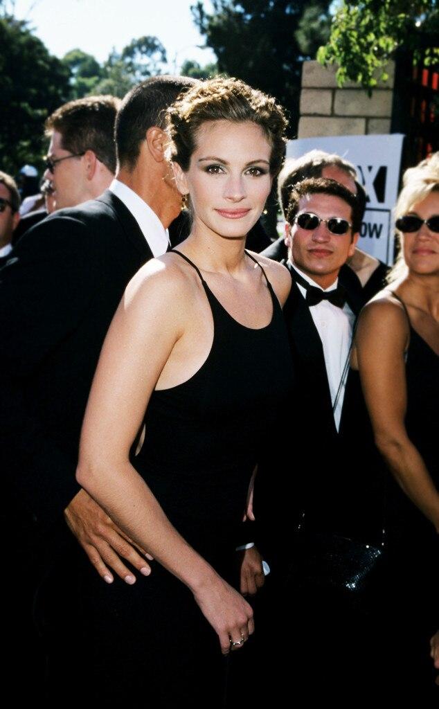 ESC: Julia Roberts & Benjamin Bratt, 1999 Emmy Awards