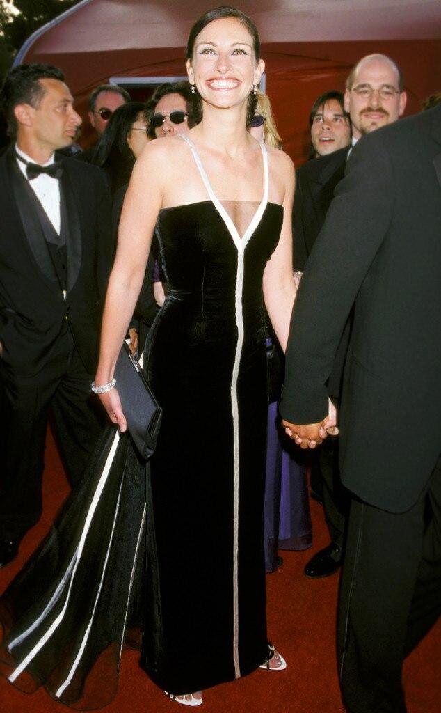 ESC: Julia Roberts Academy Awards 2001