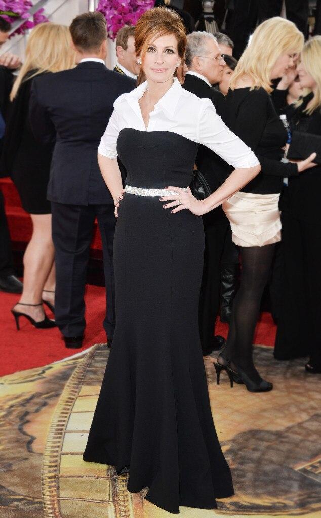 ESC: Julia Roberts, 71st Annual Golden Globe Awards 2014