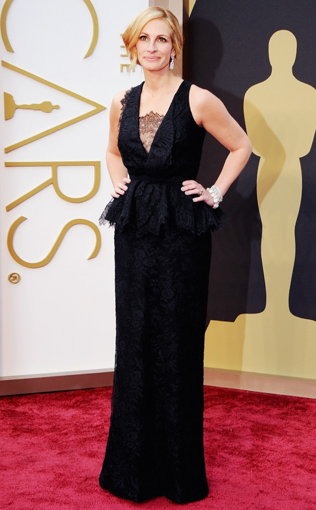 ESC: Julia Roberts, Academy Awards 2014