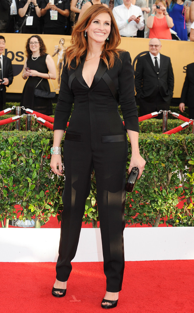 ESC: Julia Roberts, 21st Annual Screen Actors Guild Awards 2015