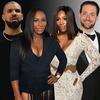 Serena Williams, Drake, Alexis Ohanian
