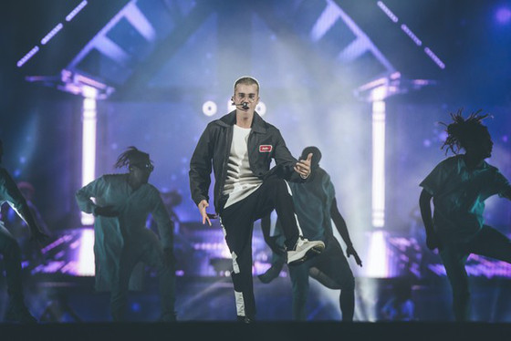 Justin Bieber, São Paulo