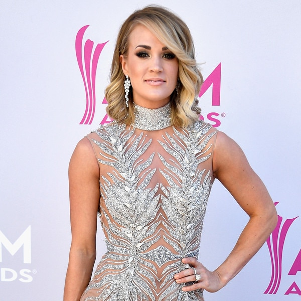 Carrie Underwood's face is on the mend five months after nasty accident
