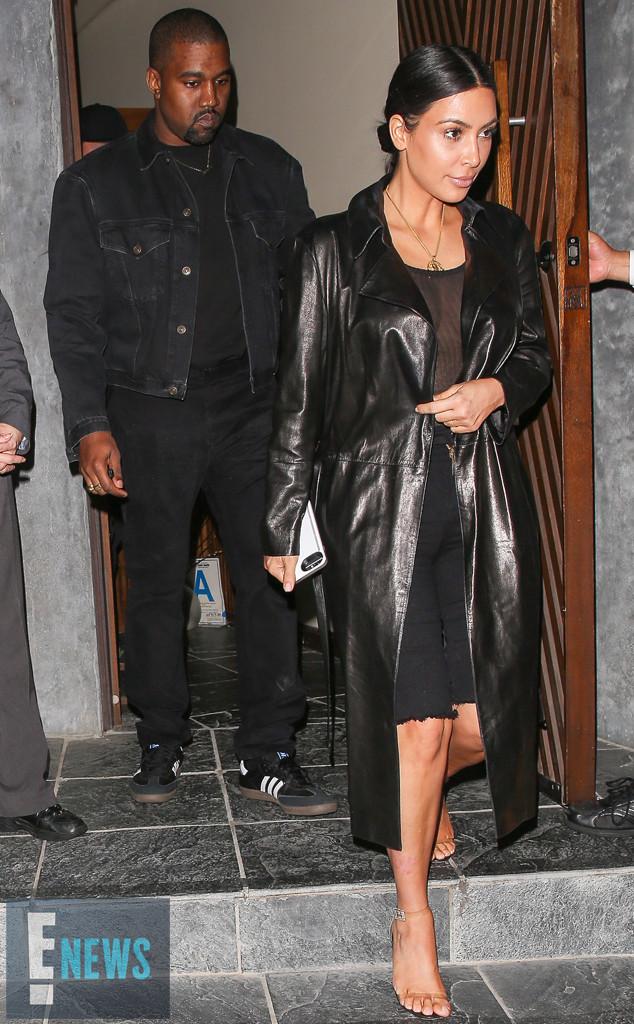Kim Kardashian, Kayne West
