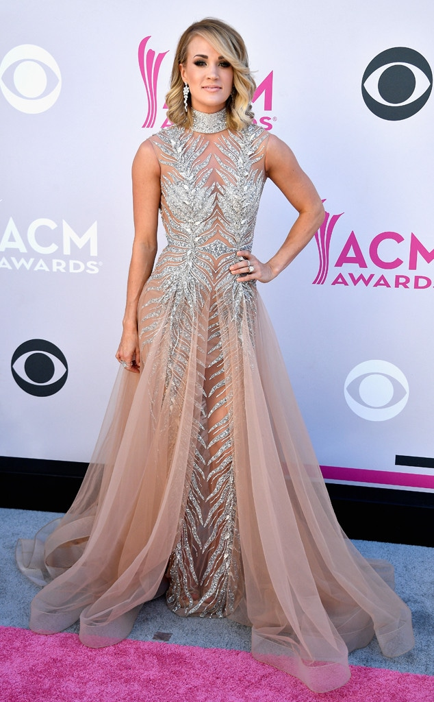 Carrie Underwood, 2017 ACM Awards, Arrivals, Best Looks