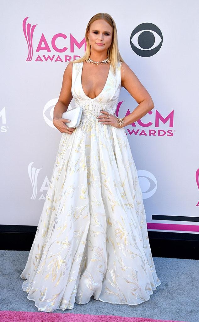 Miranda Lambert, 2017 ACM Awards, Arrivals