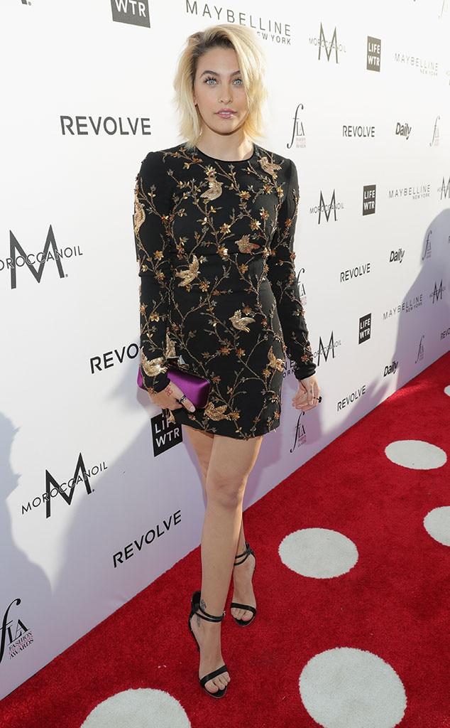 Paris Jackson, Fashion Los Angeles Awards