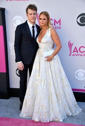 Miranda Lambert, Anderson East, 2017 ACM Awards, Couples