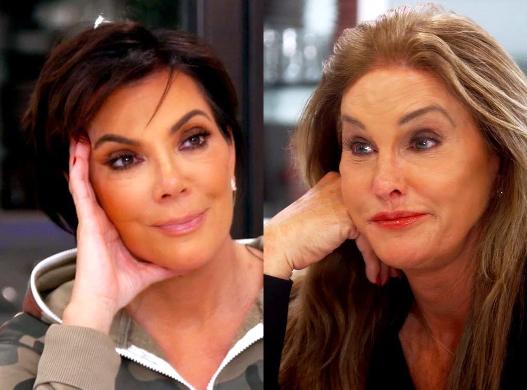 Kris Jenner, Caitlyn Jenner