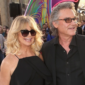 Goldie Hawn, Kurt Russell, Guardians of the Galaxy Vol. 2 Premiere
