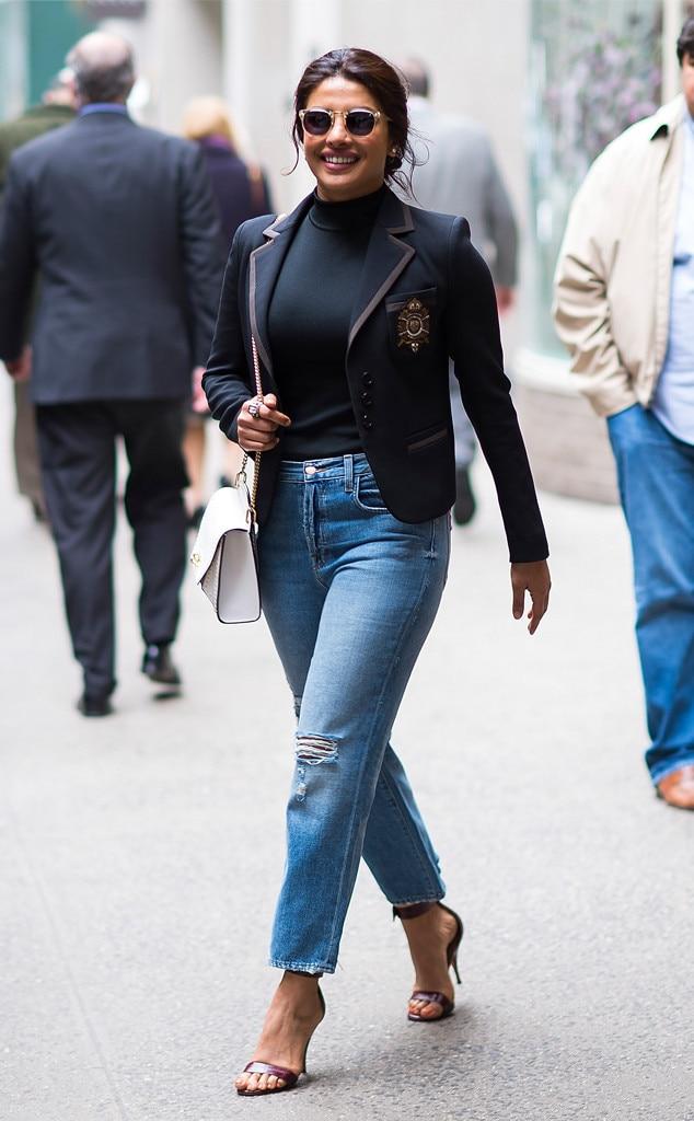 ESC: Priyanka Chopra, Jeans
