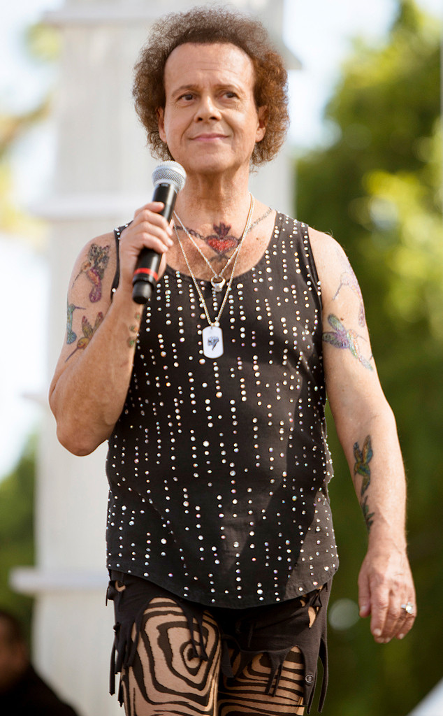 Richard Simmons, 6/13