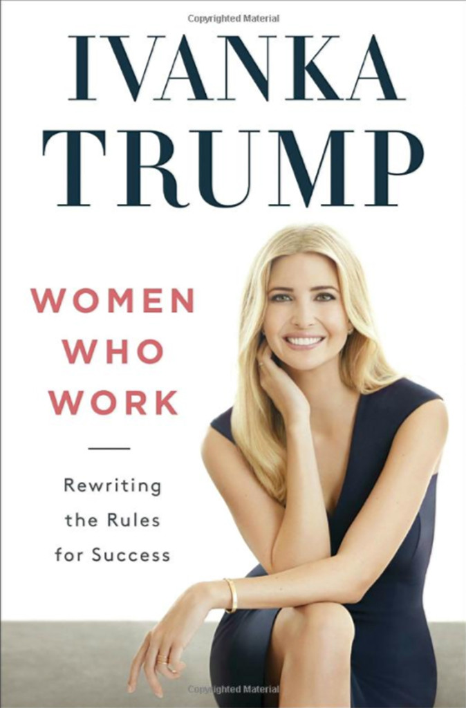 Ivanka Trump, Women Who Work, Book