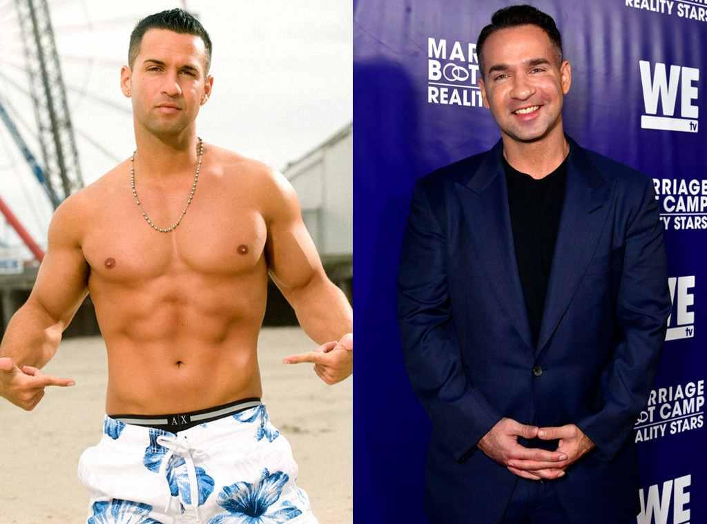 from Jedidiah the situation jersey shore tranny