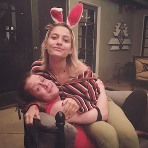 Paris Jackson, Macaulay Culkin