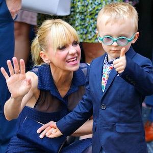 Anna Faris, Jack Pratt, Hollywood Walk of Fame