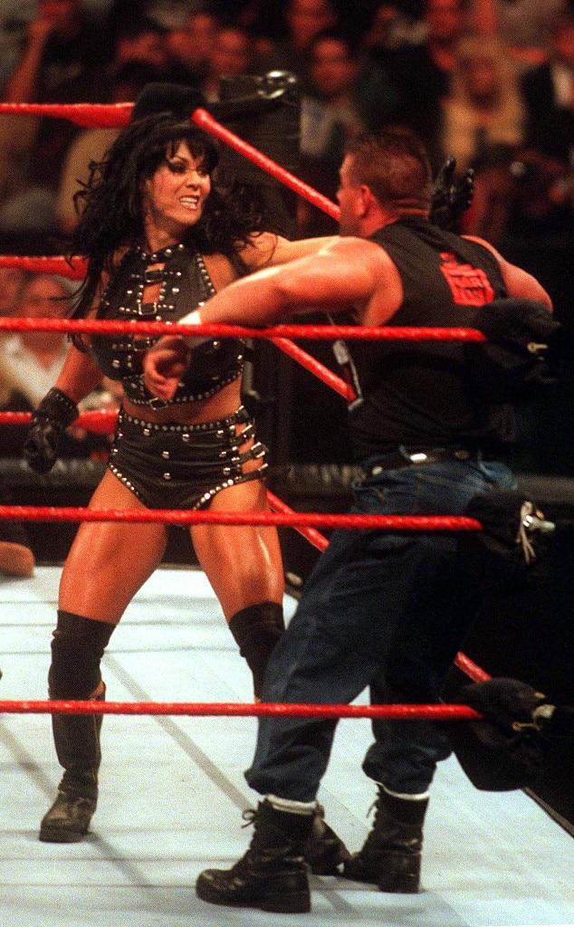 Chyna nude porn WWE