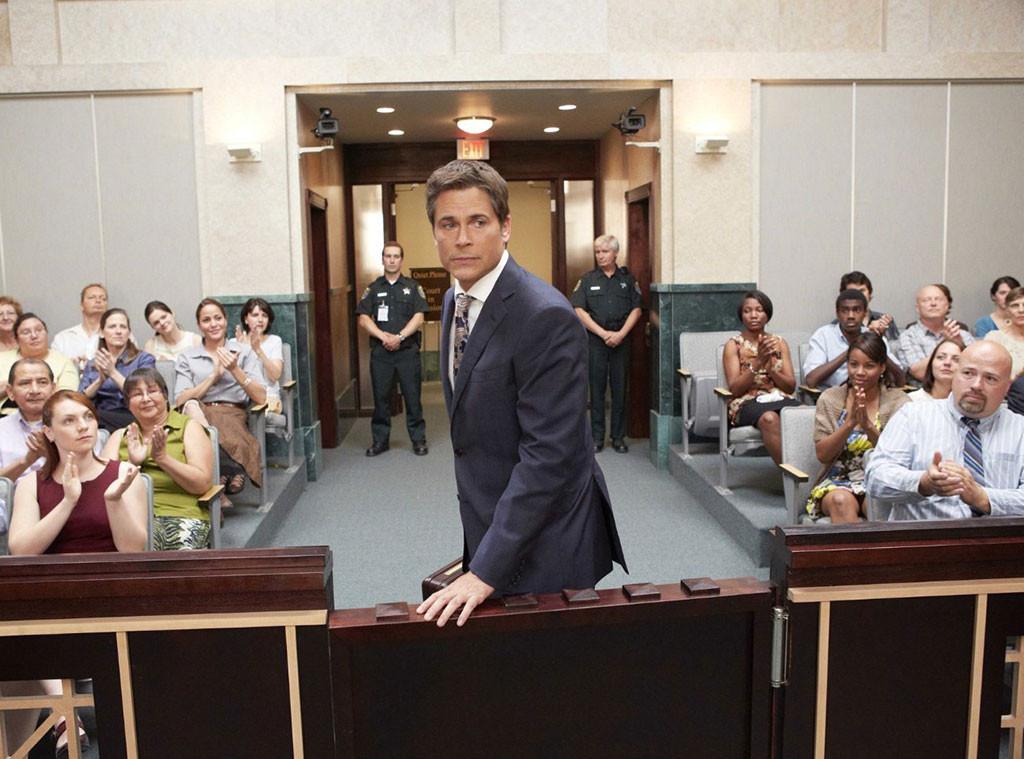 Rob Lowe, Prosecuting Casey Anthony