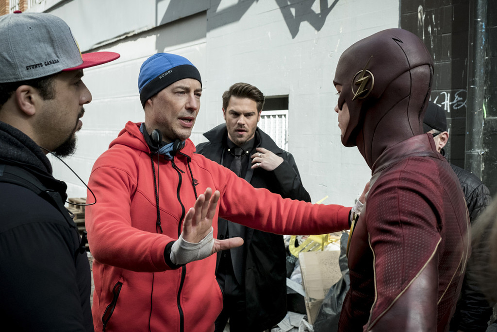 The Flash's Tom Cavanagh Spills on Directing His Costars