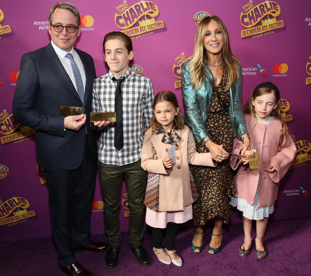 Sarah Jessica Parker and Matthew Broderick's Kids Take ...