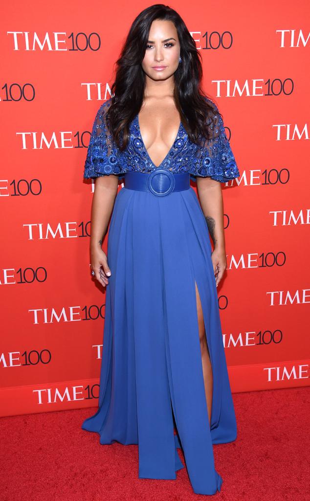 Demi Lovato, Time 100 Gala