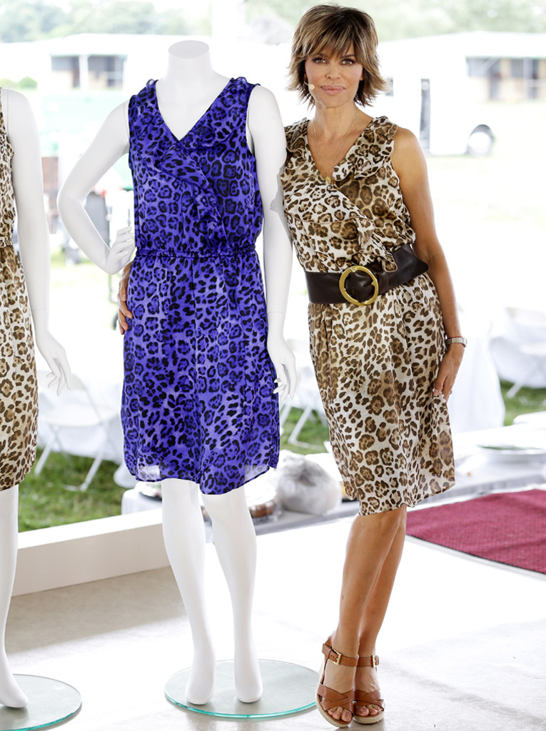 Lisa Rinna s Fashion Line Is More Than a Trend  How the Real ... 85b3bb15ccfd