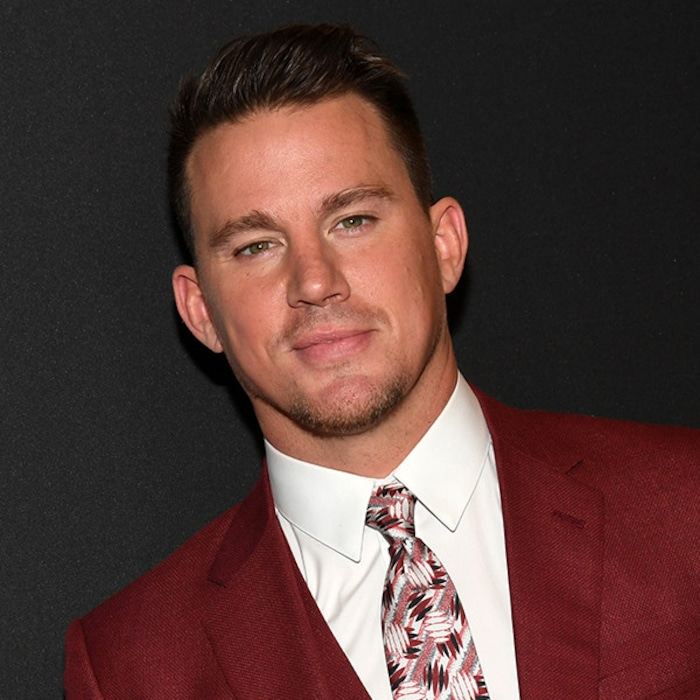 We Dare You Not to Laugh as Channing Tatum Gives Hollywood's Most Famous  Hunks Stripper Names | E! News