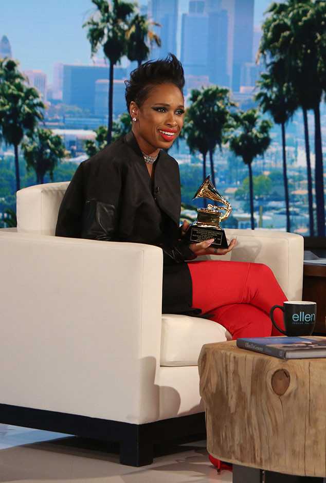 Jennifer Hudson, The Ellen DeGeneres Show