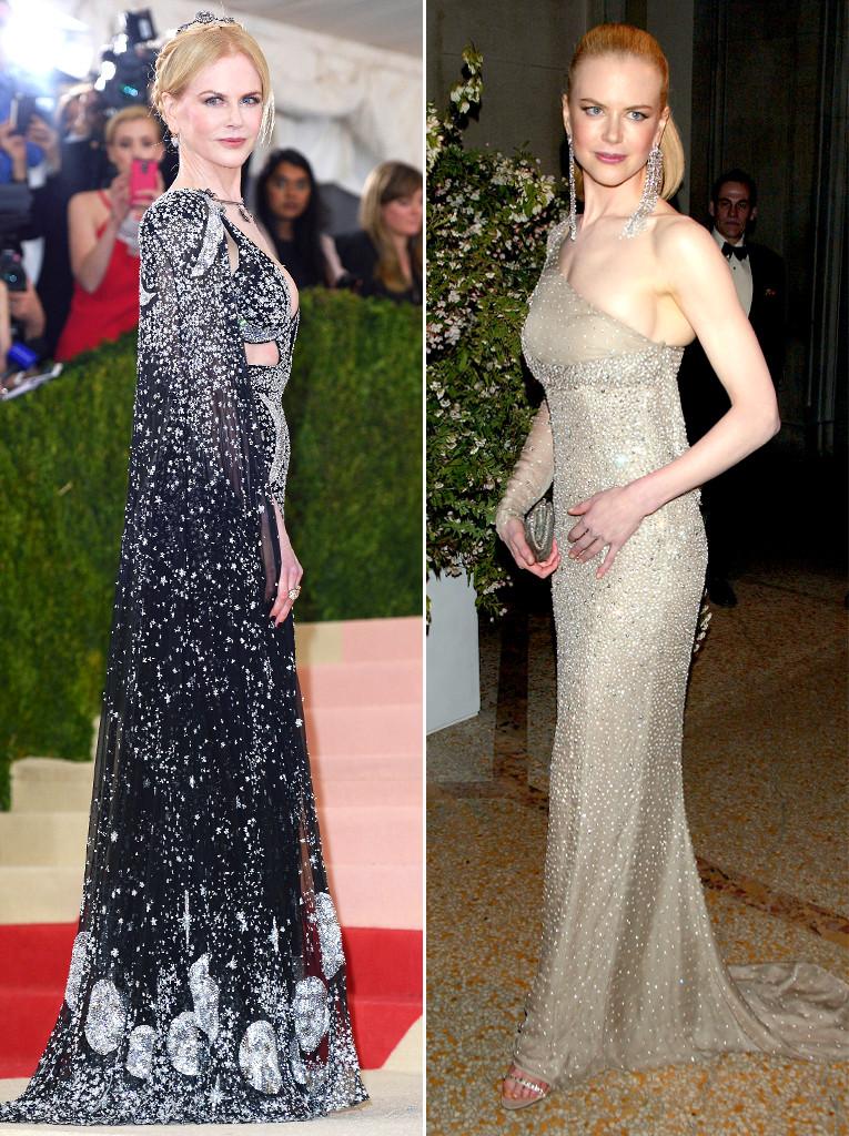 ESC: Met Gala, Nicole Kidman, 2003/2016