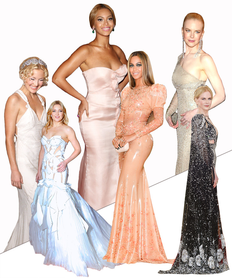 Met Gala Time Machine: Revisit Beyoncé, Sarah Jessica Parker, Anna Wintour and More Fashionistas' First and Last Appearances