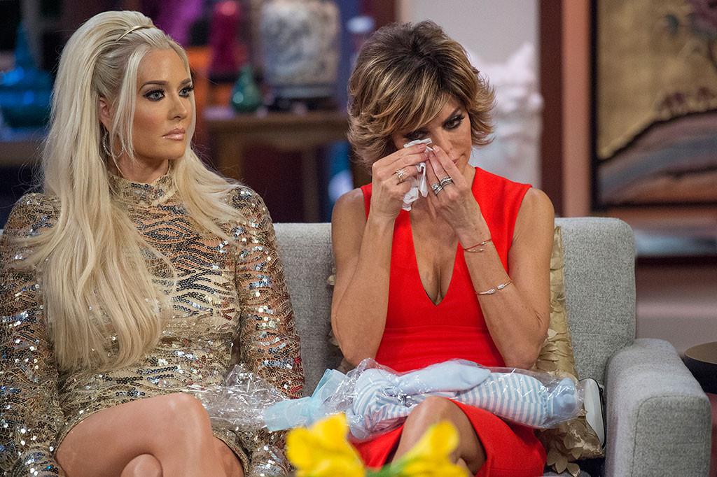 The Real Housewivse of Beverly Hills, Erika Girardi, Lisa Rinna