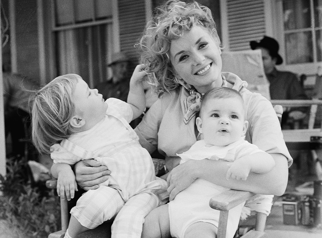 Debbie Reynolds, Carrie Fisher, Todd Fisher