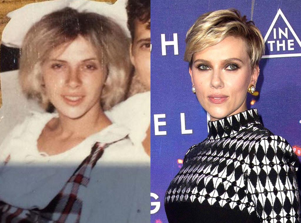 There S A Hot Grandma Who Looks Exactly Like Scarlett Johansson E Online