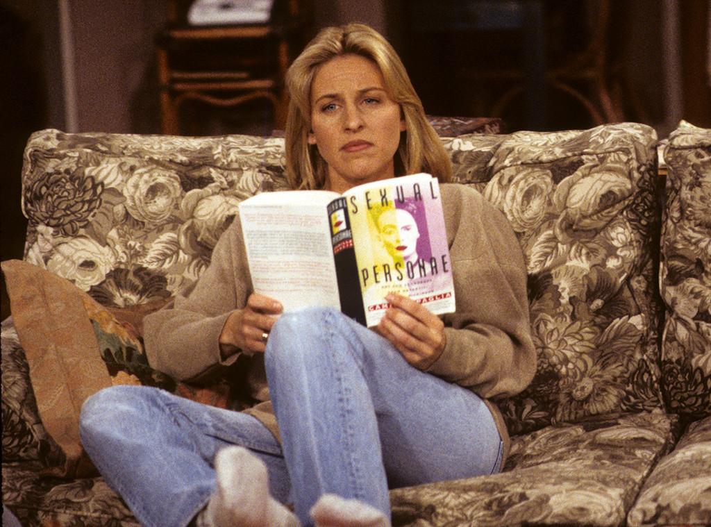 Ellen, Ellen Degneres, 1994