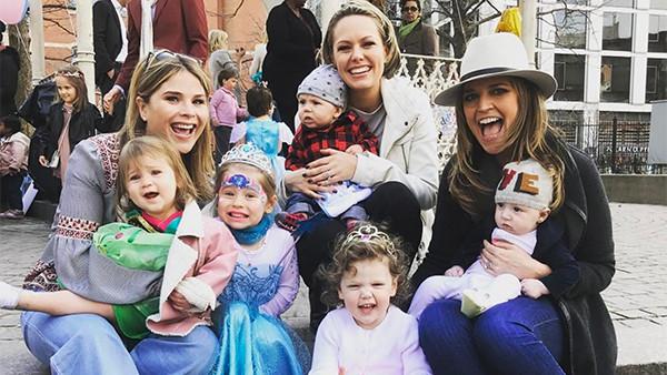 Savannah Guthrie Opens Up About Balancing Work And Motherhood E Online