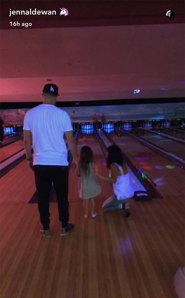 Channing Tatum, Jenna Dewan-Tatum, Everly Tatum