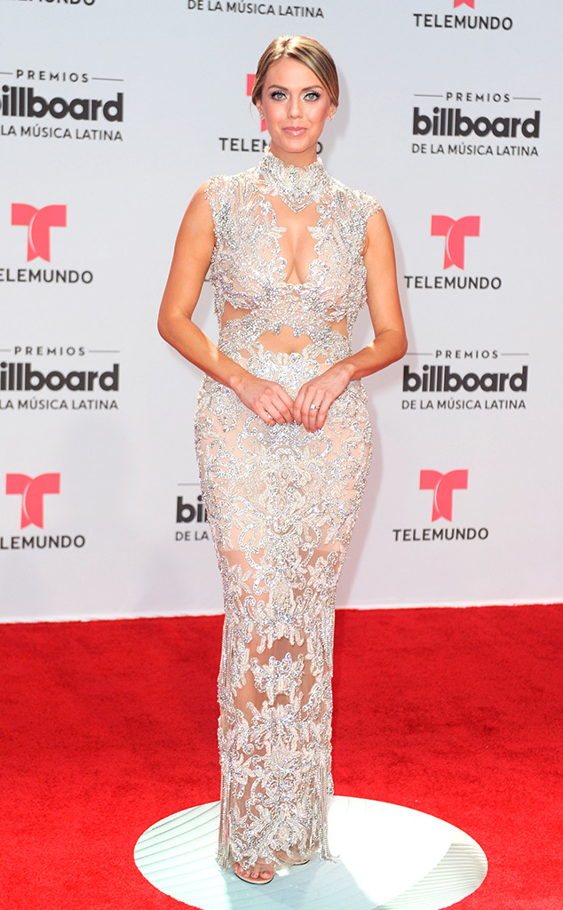 Jessica Carrillo, 2017 Billboard Latin Music Awards