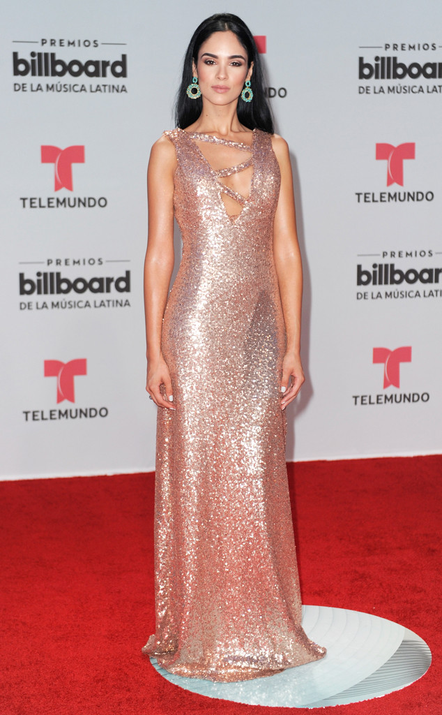 ESC: Billboard Latin Music Awards, Alexandra Pomales