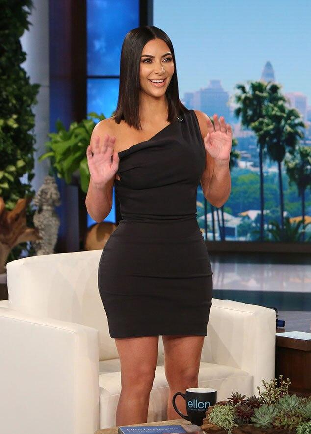 Kim kardashian teaching world lesson