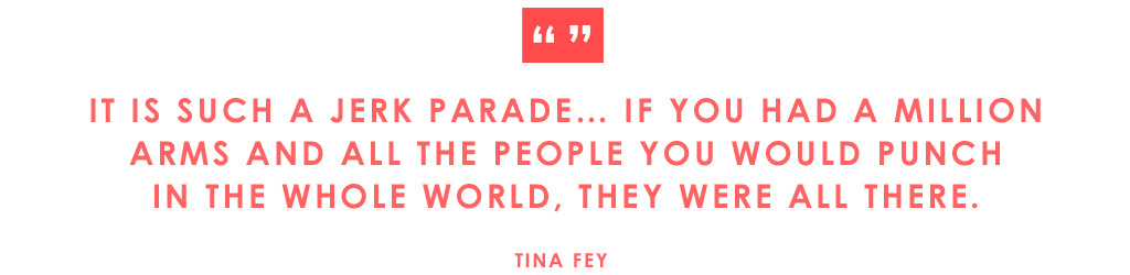 ESC: Met Gala Quotes, Tina Fey