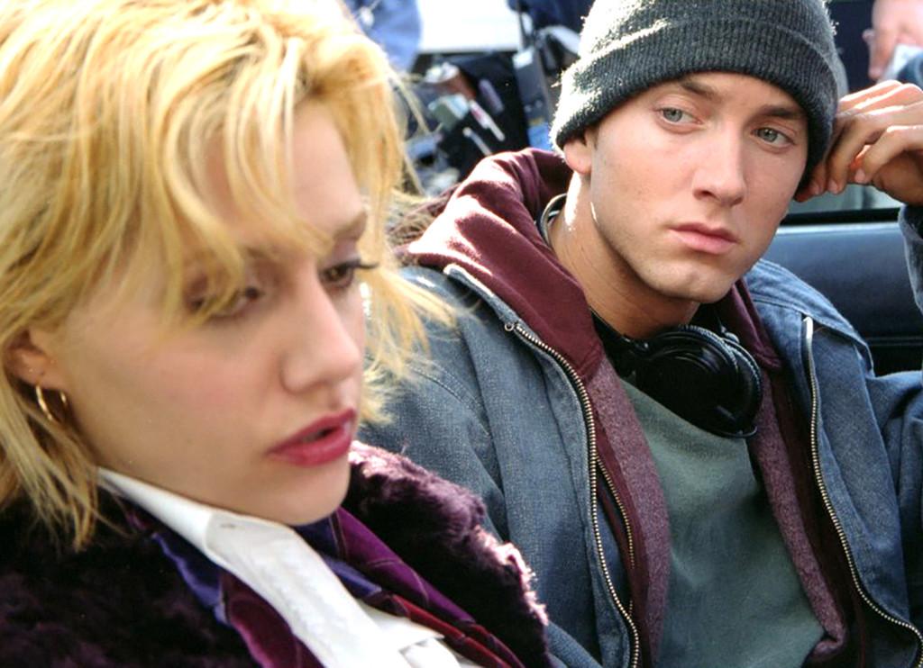 Brittany Murphy, Eminem, 8 Mile
