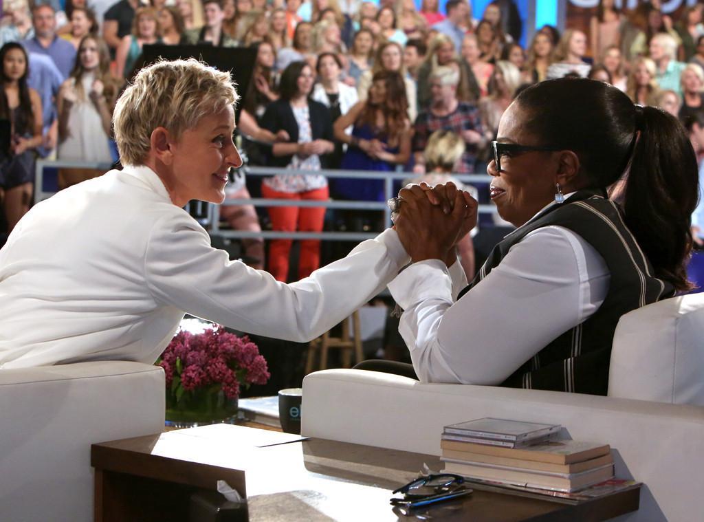 The Ellen DeGeneres Show, Oprah Winfrey