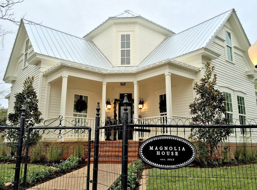 The magnolia house rental