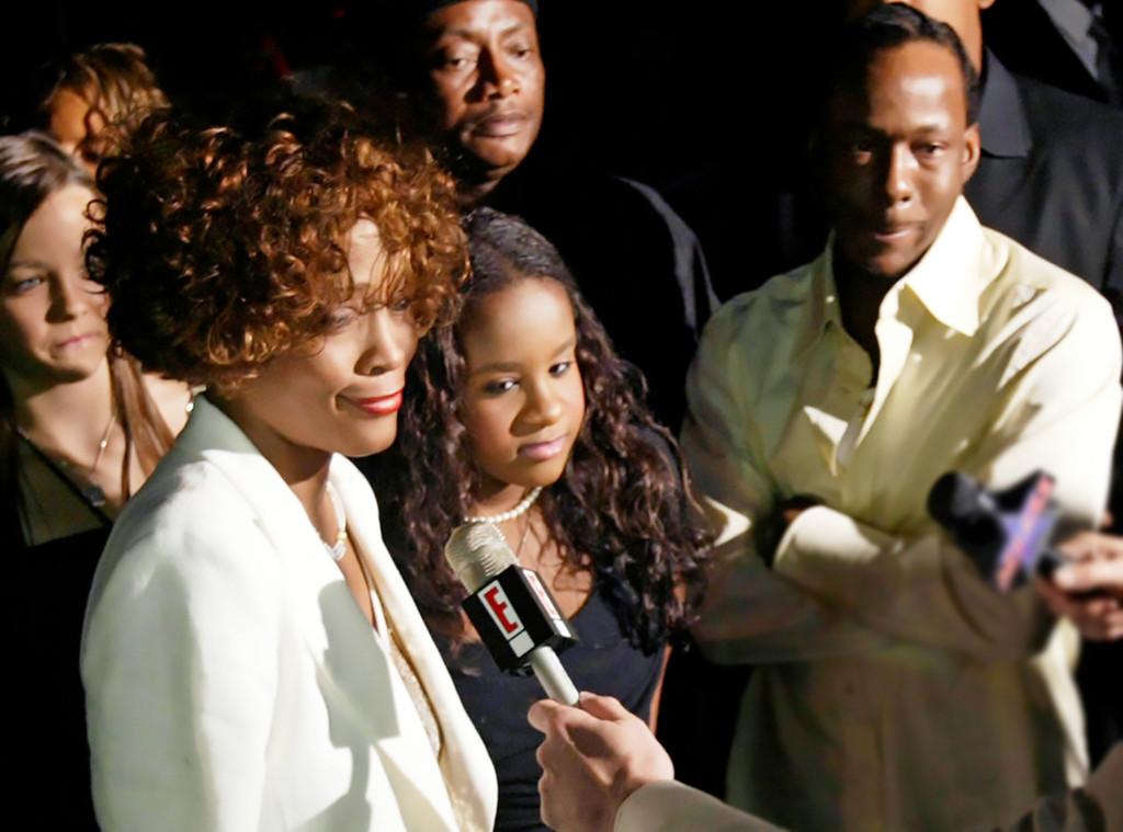 Bobby Brown, Whitney Houston, Bobbi Kristina Brown, 2005