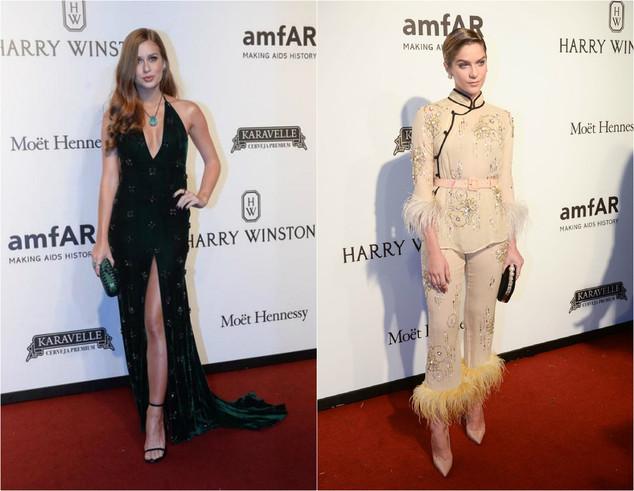As famosas mais bem e mal vestidas do amfAR Gala São Paulo 2017