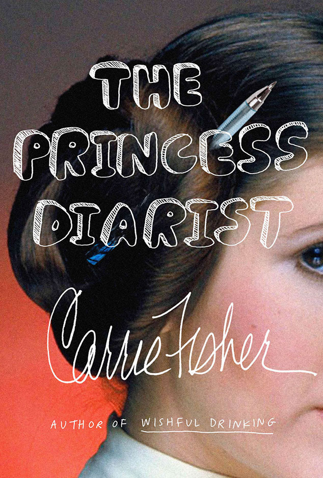 Carrie Fisher, The Princess Diarist