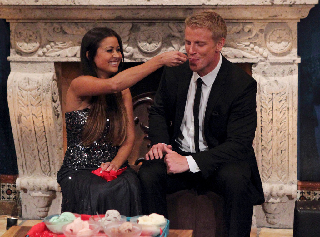 Sean Lowe, Catherine Lowe, The Bachelor