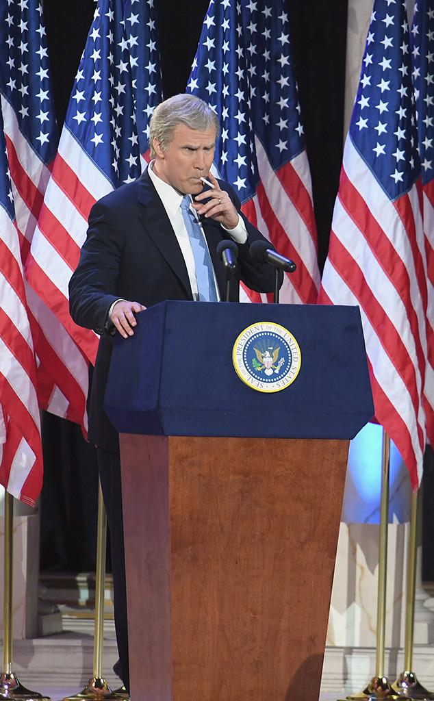 Will Ferrell, Not The White House Correspondents Dinner