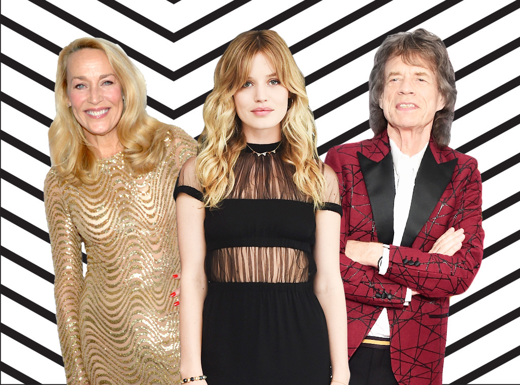 Guess the Celebrity Model's Famous Parent, Georgia May Jagger